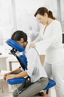 Boston chair massage